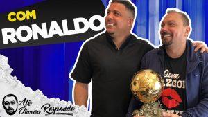 Image Ale Oliveira entrevista Ronaldo fenômeno