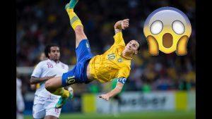 Image Golaços de bicicleta que chocaram o mundo do futebol